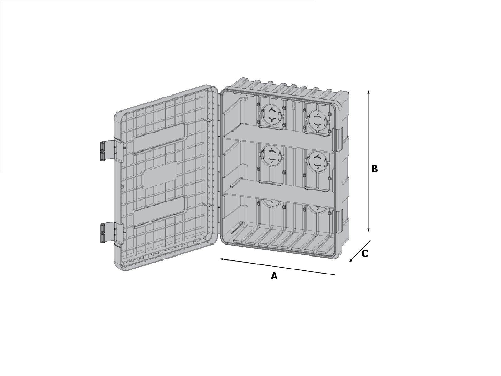 Daken Dual Box